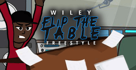 Wiley - Flip The Table Freestyle (Dizzee Rascal Diss)