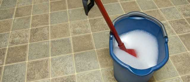 How to Clean Vinyl Floors - Bathroom Cleaning Services Springfield MO