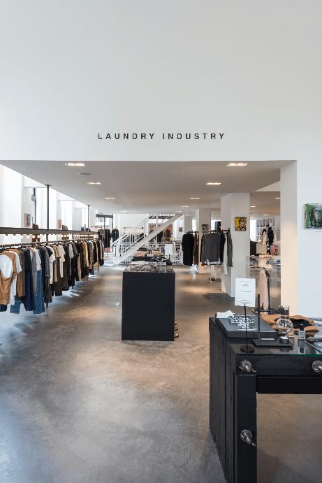 Laundry Industry - Amsterdam