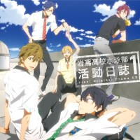 [translation] Free! Drama CD「Iwatobi High School Swim Club Activity Log 1」