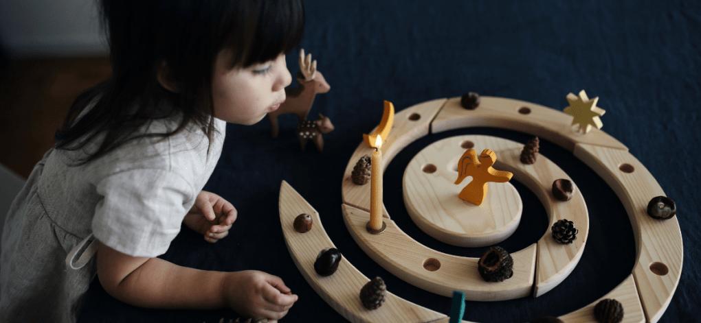 rytuały montessori