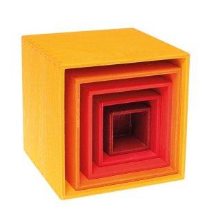 Drewniane Pudełka