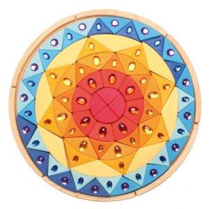 Mandala błyszcząca