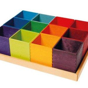 Pudełka do sortowania