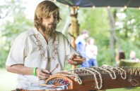 BCG on prepared guzheng zither @ Rock County Folk Symposium   Photo by Audre Rae Photography