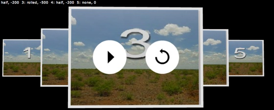 Papervision 3d Video Player