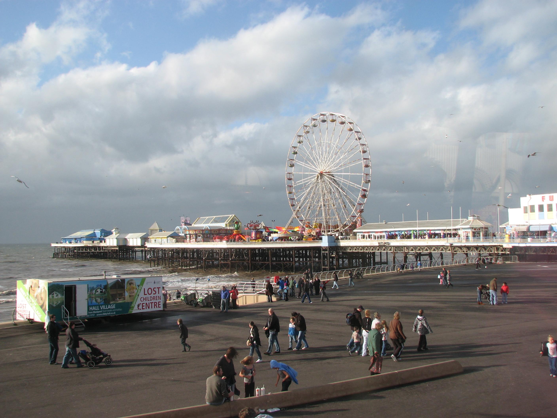 South Pier?