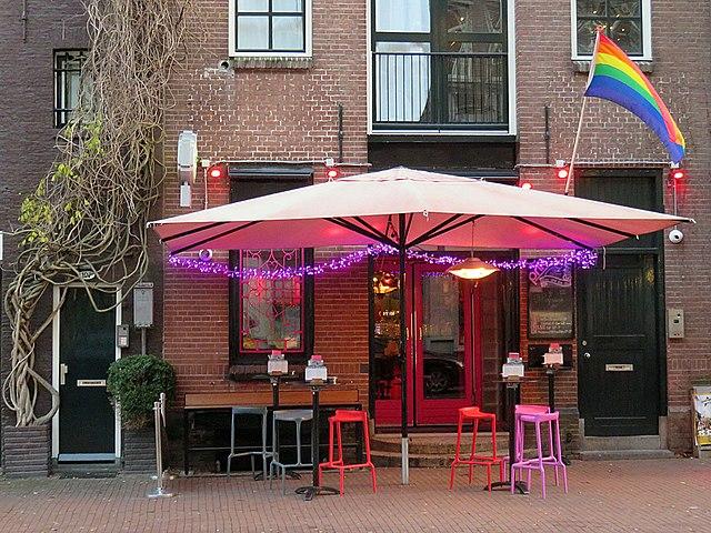 Prik amsterdam