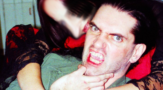 Peter Steele video interview