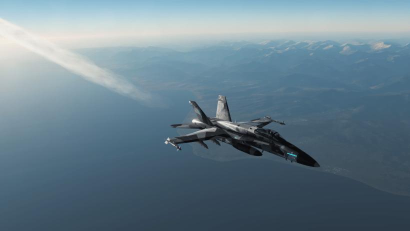 A-18C Hornet: AGM-88C HARM (SP Mode) Tutorial | DCS WORLD