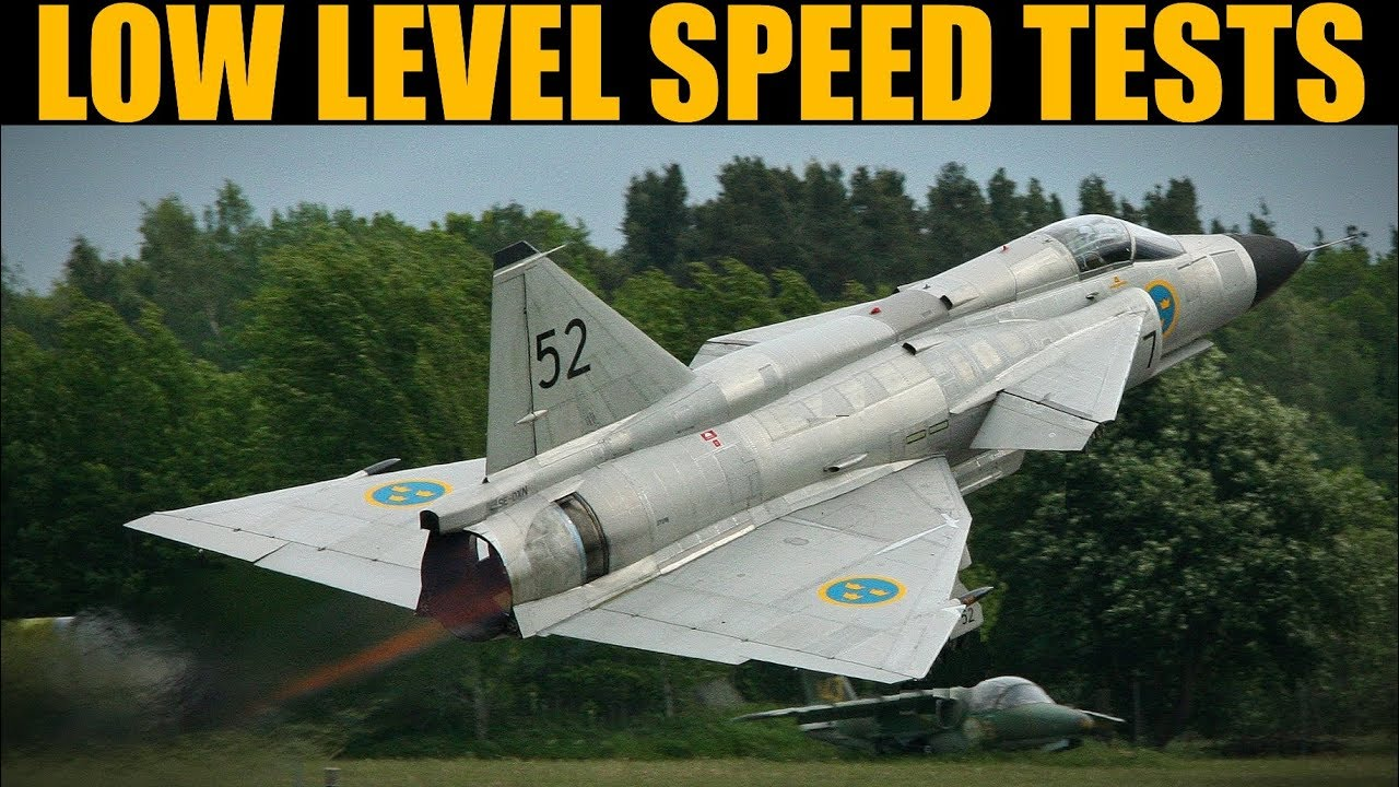 Max Low Level Aircraft Speed | DCS WORLD - Grim Reapers
