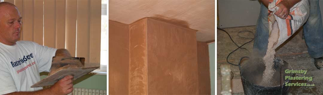 Plastering Services Grimsby