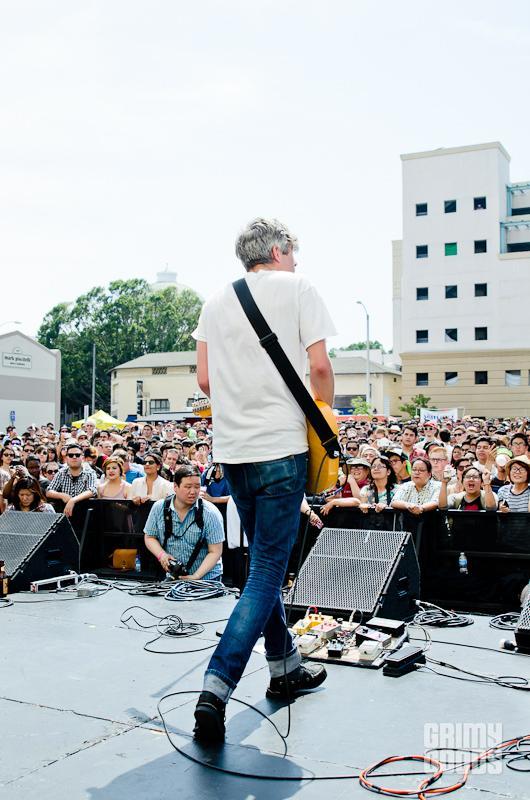 Photos We Are Scientists Make Music Pasadena