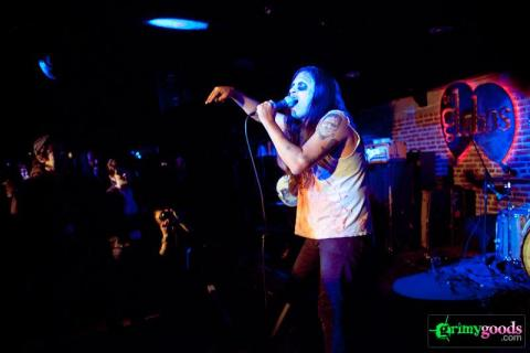 Death Hymn Number 9 photos los globos