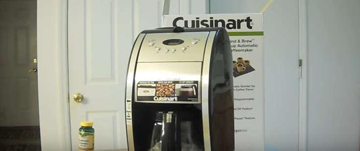 Cuisinart Dgb 550 Carafe Coffee Maker Parts