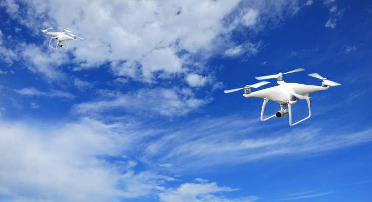 Drones Front