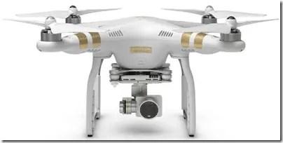 camera drones work