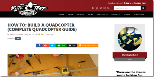 9 Best Tutorial on How to Make a Quadcopter - Grind Drone