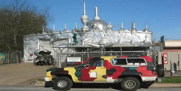 Art Car Museum