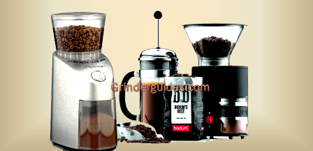 coffee grinder comparision bodum bistro vs capresso infinity