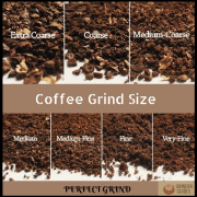 Grinding Coffee Beans Coarse or Fine?