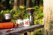 How to Brew coffee while Camping?