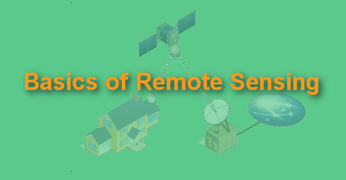 bacis of remote sensing