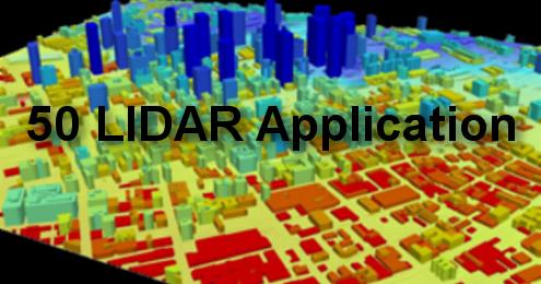 LIDAR application