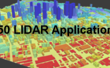 LIDAR application