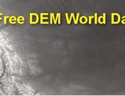DEM data