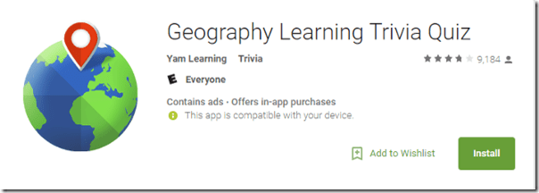 9 best geography apps this app helps students learn and enjoy geography in a fun way it engages the user to try and find the maps of some of the countries of the world and try gumiabroncs Choice Image