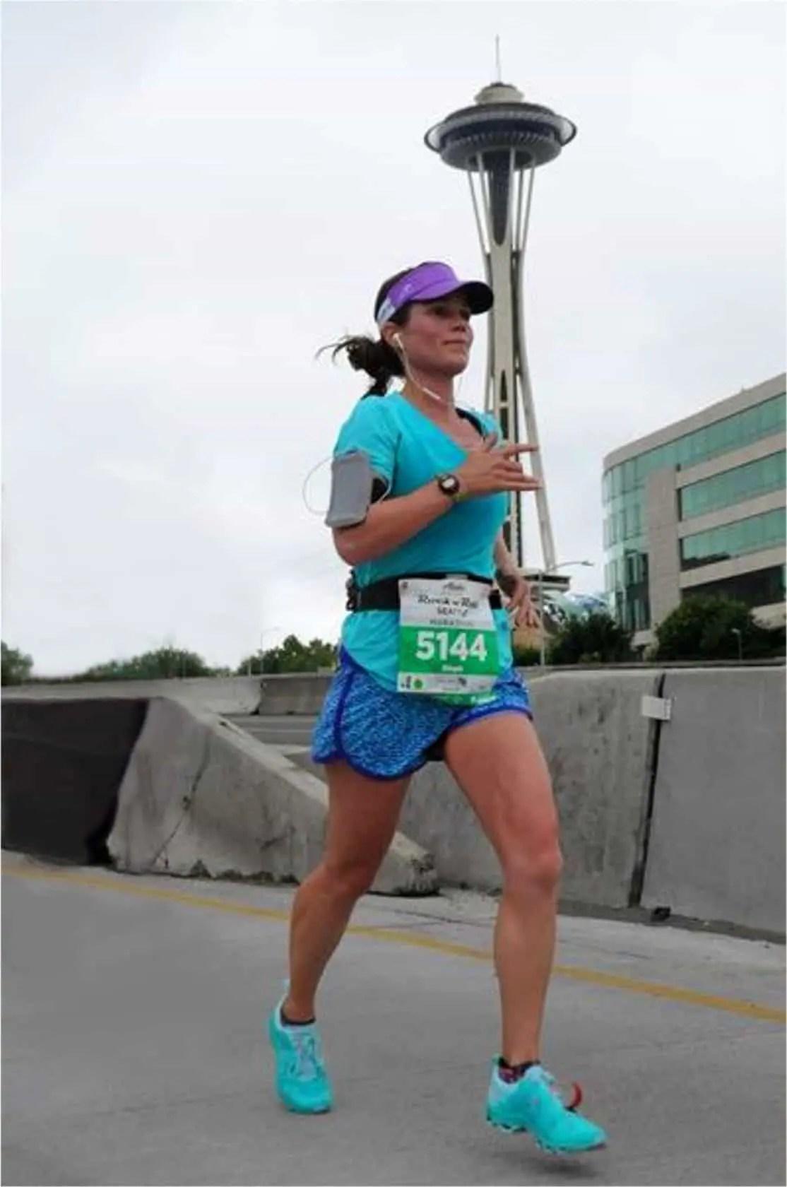 Grindstone Award Foundation: Stephanie Moore | Marathon