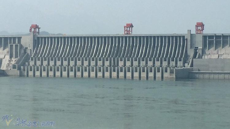 鄂西山水(二)  宜昌長江三峽大壩