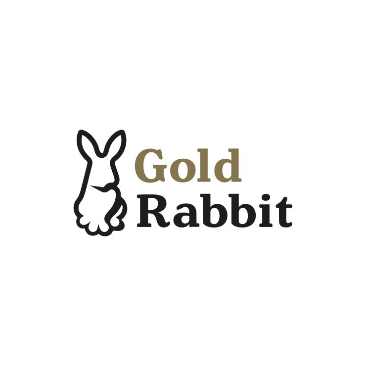 Full Logo Design with Rabbit