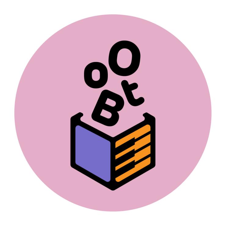 Social media icon logo design