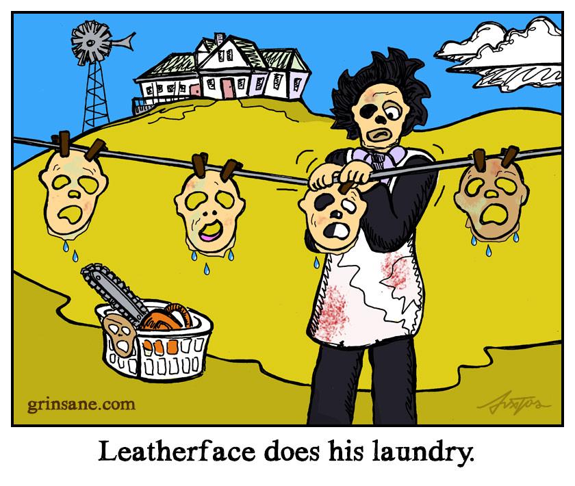 The Texas Washing Machine Massacre