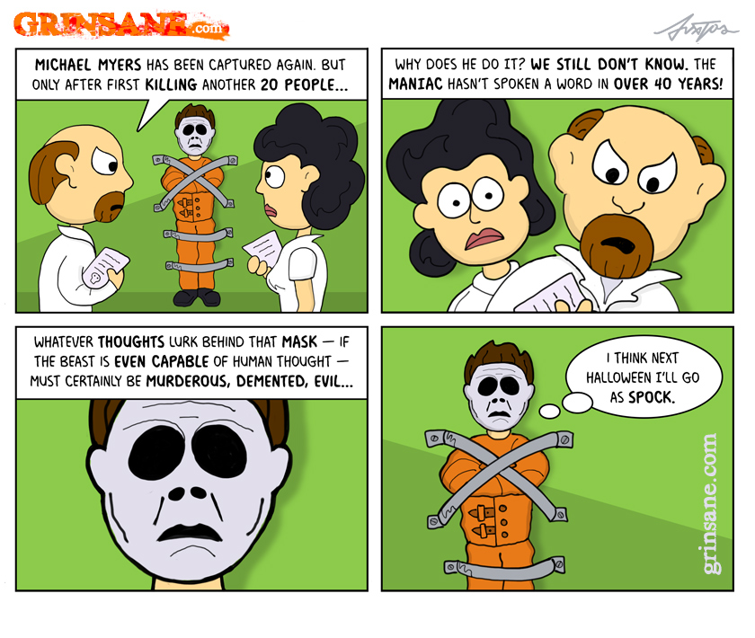 Halloween Requiem
