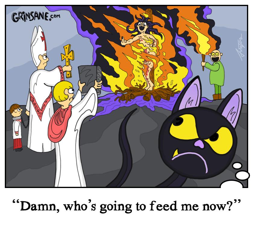 Felinus Maleficarum