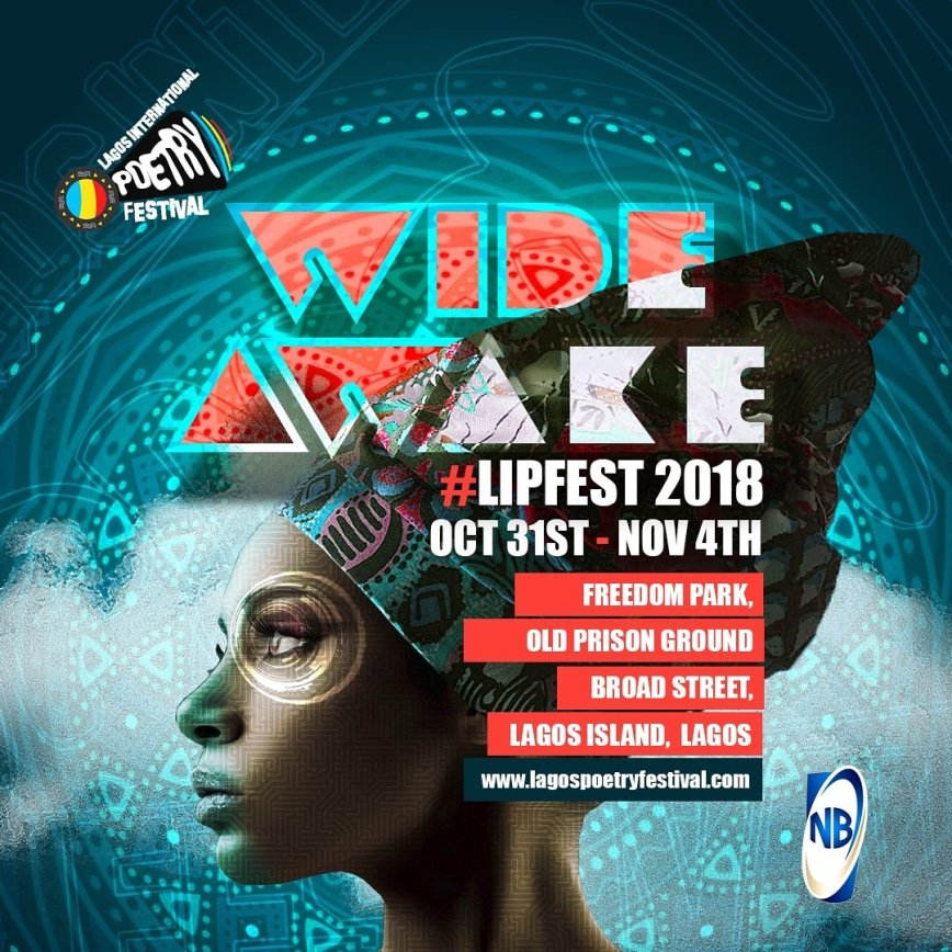 Lagos International Poetry Festival 2018