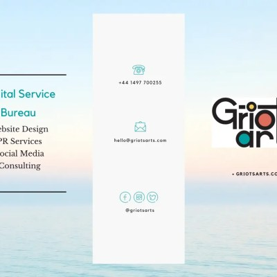 G-riots arts web service package 1