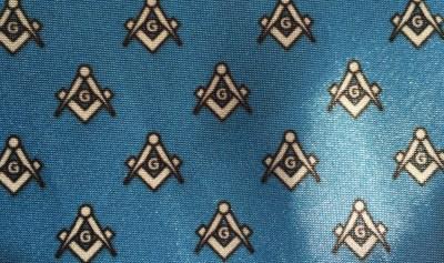 Masonic Textile Swatch