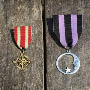 Steampunk Medals