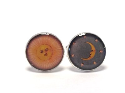 Photo of Sun and Moon Cufflinks