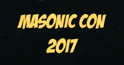 Masonic Con 2017 Banner