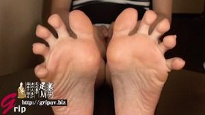 くすぐり・足責め・電気アンマ足コキ パンスト&足裏解剖実験室/みおり舞