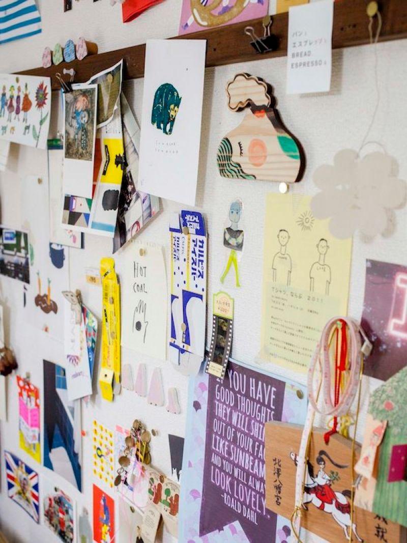 sorority cork board ideas