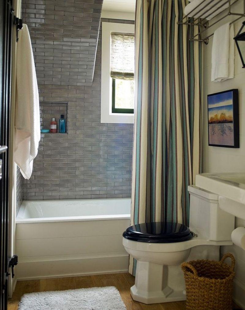 shower curtain color ideas