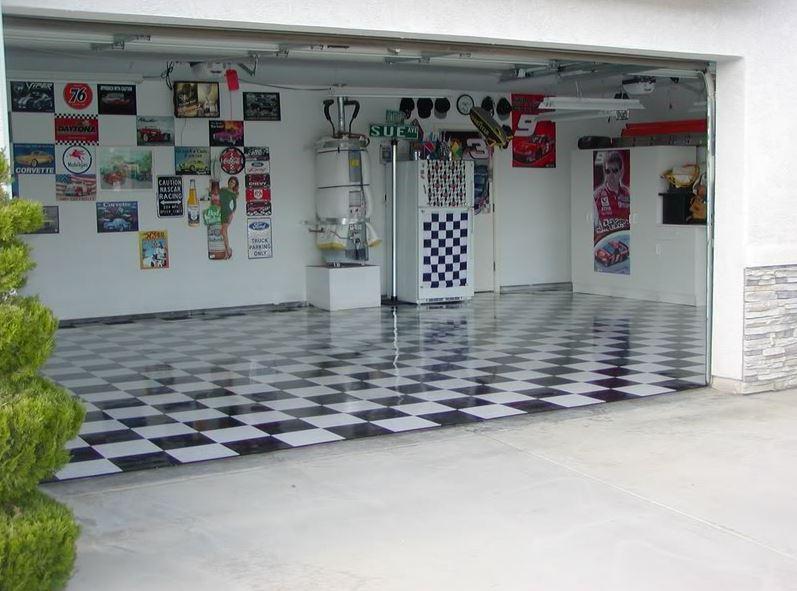 garage paint ideas