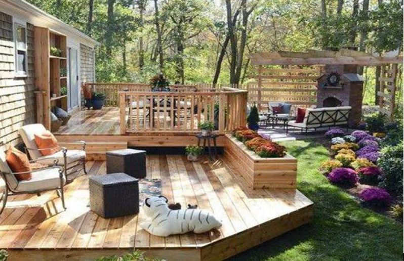 small area deck ideas