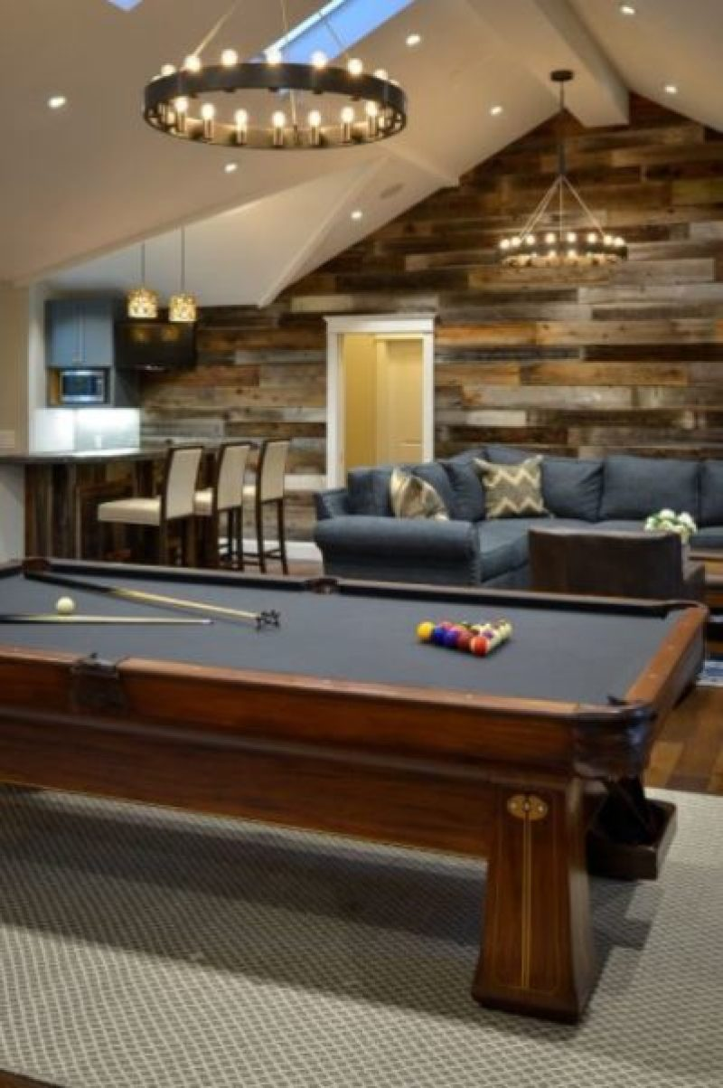 basement decor ideas